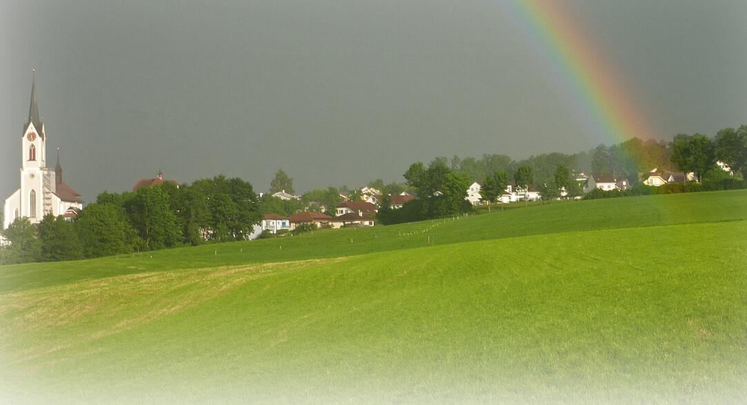 Kirche Regenbogen