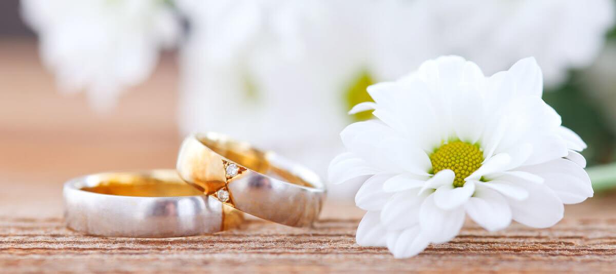 Heirat Ringe